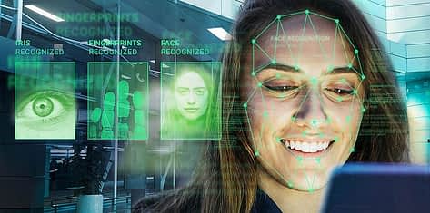 Виды биометрической идентификации